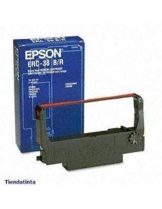 Cinta Epson Negro-Rojo ERC-38BR