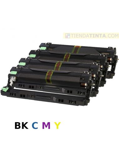 Pack Tambor compatible Brother DR243 (KCMY)(4x18000 Pág)