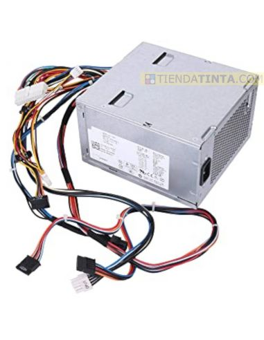 Fuente de alimentación Dell D525AF-00 100-240VAC 500w Usada