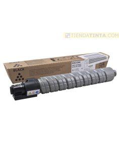 Tóner Ricoh MPC3300 Negro (20000 Pag) para Aficio MPC2800 y mas