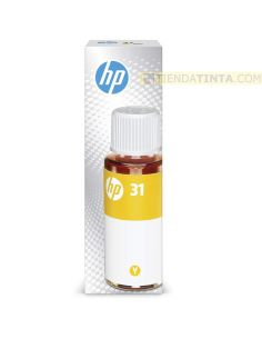 Tinta HP 31 Amarillo Botella 70ml