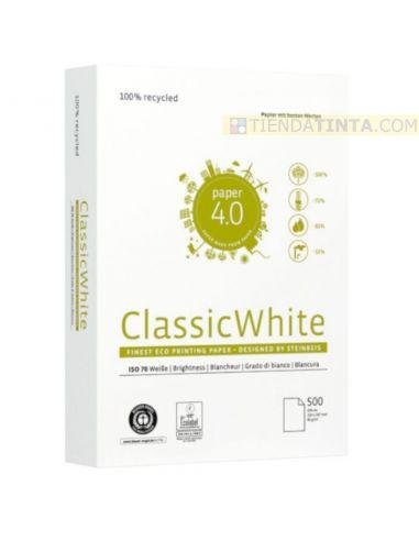 Papel A4 multifuncion 80g/m² Reciclado 49889 (500 h.)