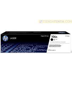 Tóner HP 106A Negro (1000 pag) para 107a y mas