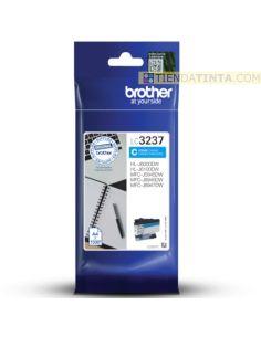 Tinta Brother LC3237C Cian (1500Pág)
