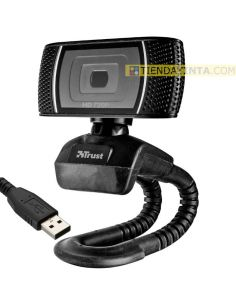 Webcam Trust Trino HD 720p USB 2.0 con Microfono