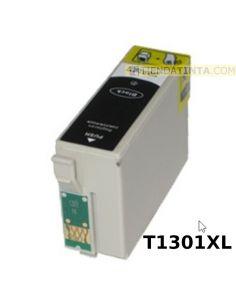 Tinta compatible Epson T1301XL Negro (33ml)