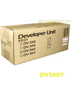 Developer Unit Kyocera DV560Y Amarillo (200000 pag)