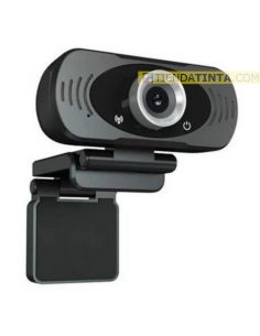 Webcam FullHD 1080p con micrófono