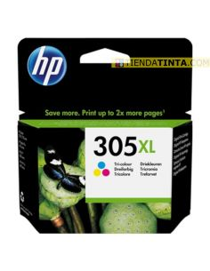 Tinta HP 305XL Color (200 Pag)