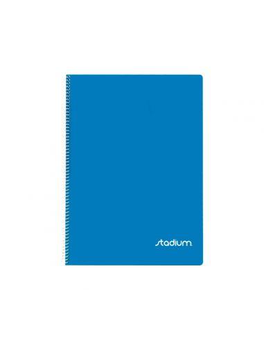 Cuaderno espiral A5 100h. Cuadricula 5x5 Tapa dura