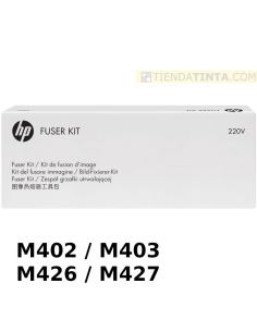 Fusor HP 220V Fuser Kit para M402 y mas