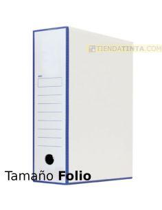 Archivador definitivo de documentos tamaño Folio (365x255x100mm)