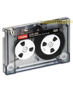 Cartucho de datos SLR5 4Gb - 8Gb i11864 Imation IBM 3M