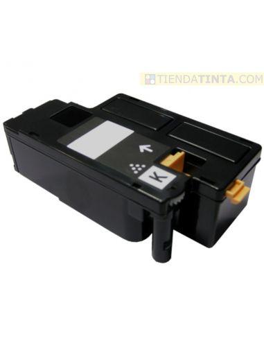 Tóner compatible Epson 0614 Negro C13S050614 (2000 Pag) para CX17 y mas