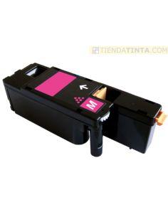 Tóner compatible Epson 0612 MAGENTA C13S050612 (1400 Pag) para CX17 y mas