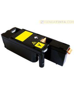 Tóner compatible Epson 0611 AMARILLO C13S050611 (1400 Pag) para CX17 y mas