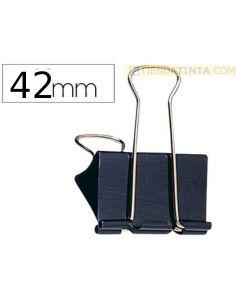 Pinzas palanca abatible 42mm (10 unid) KF01285