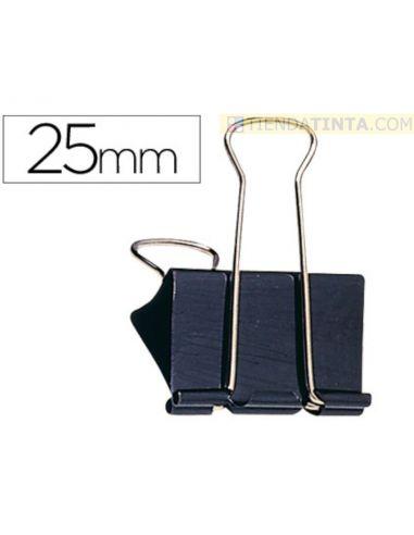 Pinzas palanca abatible 25mm (10 unid) KF0128