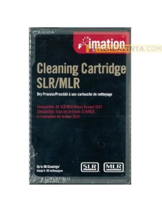 Cinta de limpieza SLR / MLR Drive Dry Process Head Cleaning Imation 12094