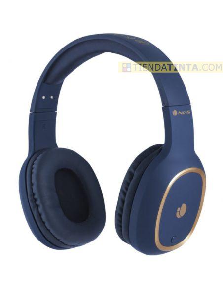 Auriculares NGS inalambricos y micro hasta 7h Artica Bluetooth