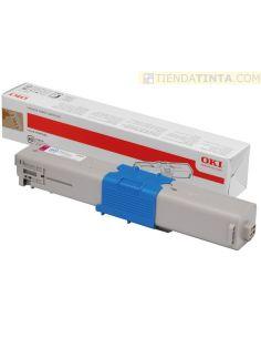 Tóner Oki C310M Magenta 44469705 (2000 Pag) para MC351 y mas