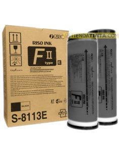 Tinta Riso S4253E Negro S8113E (Z Type F II) (2x1000 ml)