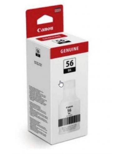 Tinta Canon GI56BK Negro 4412C001 (170ml)(6000 Pag)