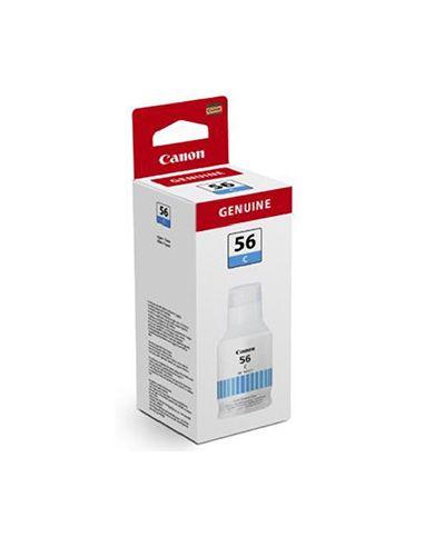 Tinta Canon GI56C Cian 4430C001 (135ml)(15700 Pag)