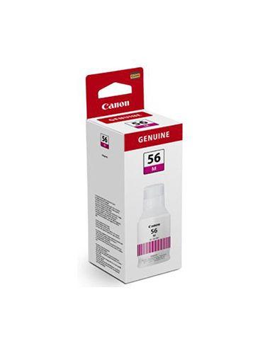 Tinta Canon GI56M Magenta 4431C001 (135ml)(15700 Pag)