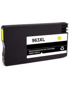 Tinta compatible HP 963XL Amarillo 3JA29AE (1600 Pag)