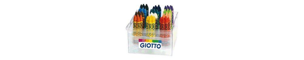 lápices plásticos y ceras