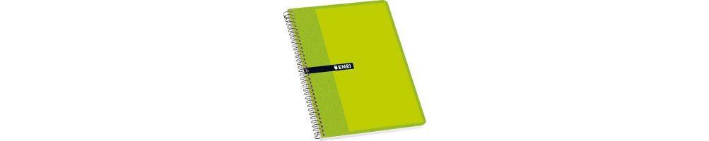 blocs, cuadernos y talonarios