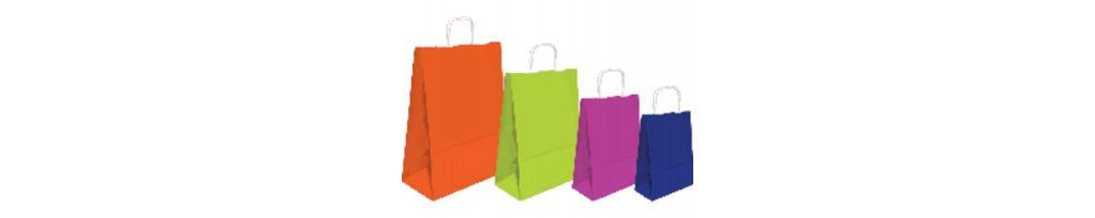 bolsas y papel de regalo
