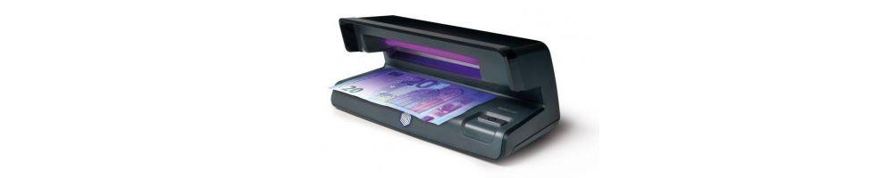 detectores y contadores de billetes