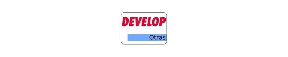 Develop Otras series