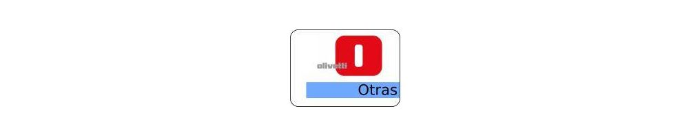Olivetti Otras series