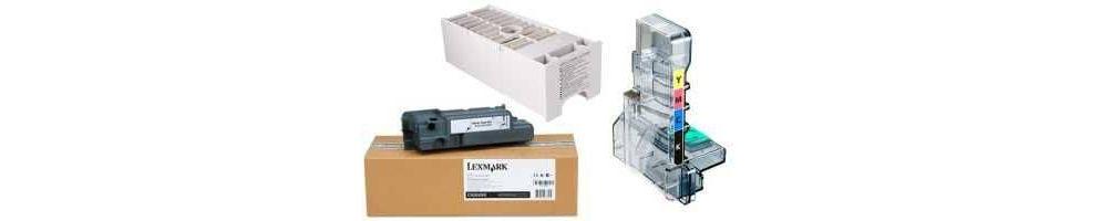 Contenedores residuales para todas las impresoras laser y de inyeccion
