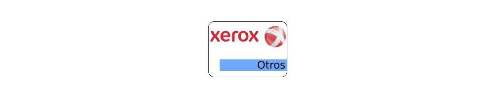 Xerox Otras impresoras