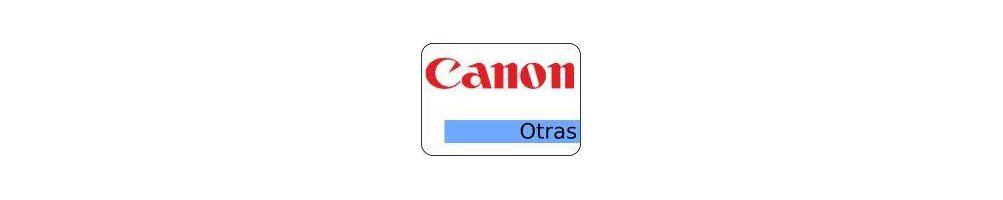 Canon Otras series