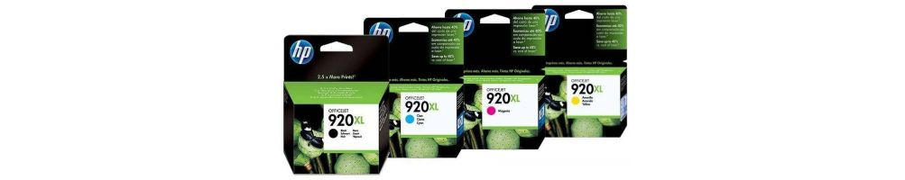 Tinta HP 920XL