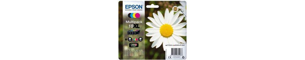 Tinta Epson 18XL