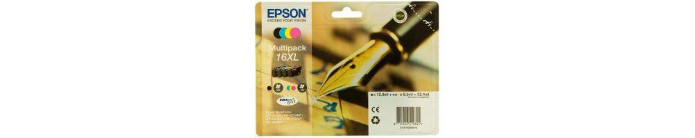 Tinta Epson 16XL