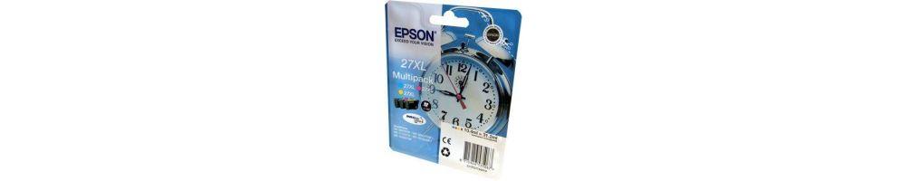 Tinta Epson 27XL