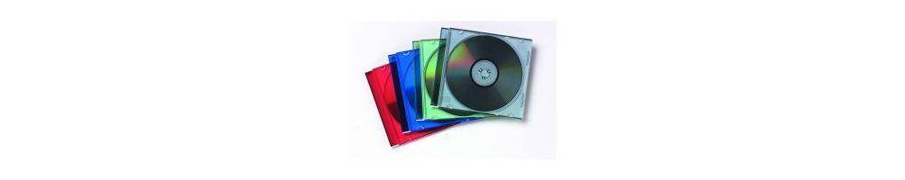 archivo y fundas CD/DVD