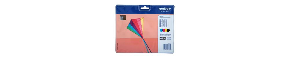 Tinta Brother LC223