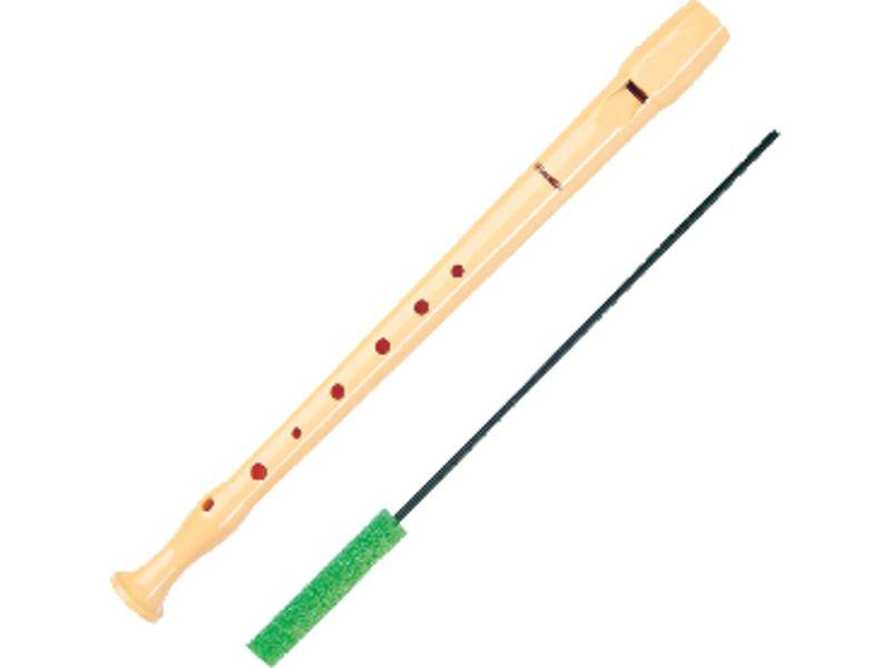 Flauta Hohner con escobilla