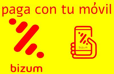 Ahora puedes pagar con tu móvil en Tiendatinta.com con BIZUM