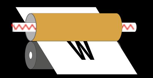 Esquema de funcionamiento de un fusor
