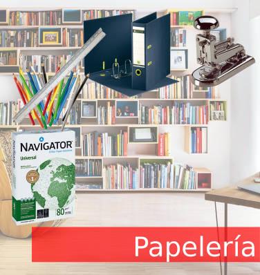 En papeleria puedes encontrar una gran variedad de articulos como libretas, archivadores, papel, sobres y muchas otras cosas