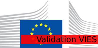 Validación de tu numero de IVA para compras intraeuropeas